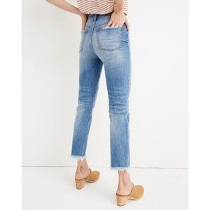 Madewell Perfect Vintage Jeans in Parnell Wash 31